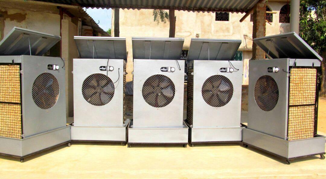Air coolers Nissi
